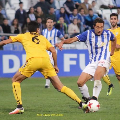 gol de boris al Marbella 1-0