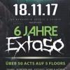 Calypso @ 6 Jahre Extaso - Glashaus Worbis 18.11.2017