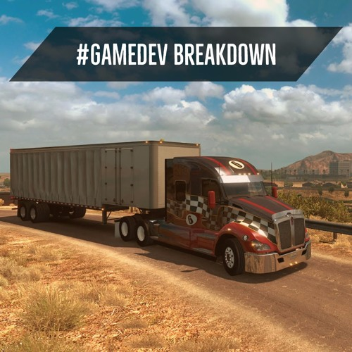 Truck Driving and Starting Indie Development