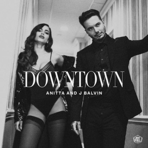Baixar Anitta Ft J Balvin - Downtown (Dj Salva Garcia & Alex Melero 2017 Edit)