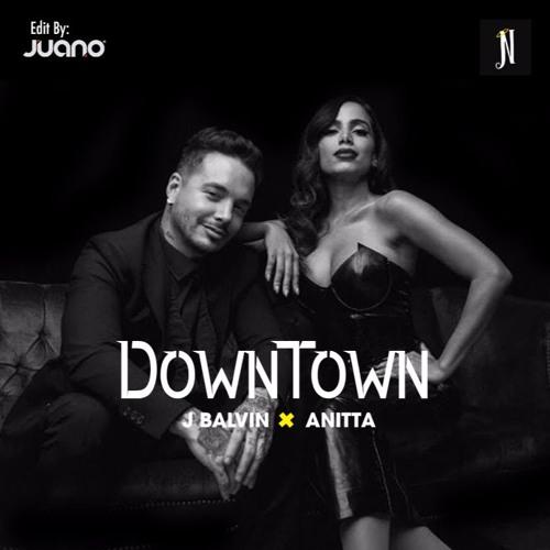 Baixar Anitta Ft J. Balvin - DownTown - 90 [Juano]