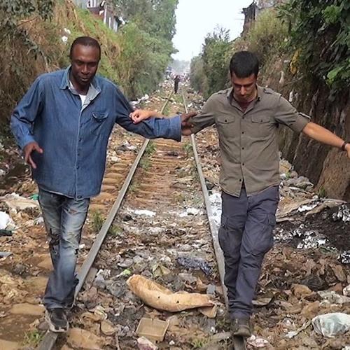 Poop, radio & inspiration in a Nairobi slum