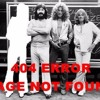 Since Ive Been Lovin You cover By 404 Error Page not found(improv guitar solo-video in description)