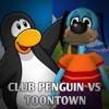 Club Penguin vs Toontown. Rap Battle