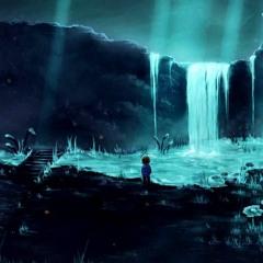 Waterfall - Undertale Harp Cover