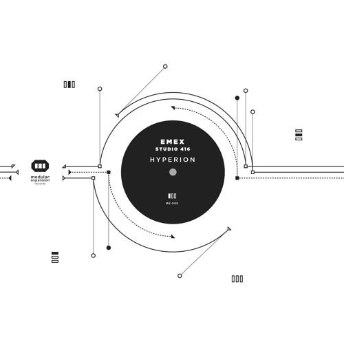 EMEX & Studio 416 - Hyperion (Alexander Kowalski, Brian Sanhaji, Subjected Remixes)