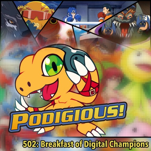 "Digimon Data Squad DATS Intro Pt. 2 [502: ""Breakfast of Digital Champions""]"