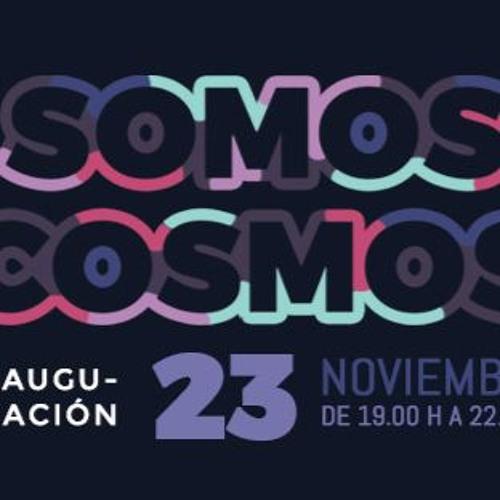 SOMOS COSMOS X CHALO MOCA@MONKEYGARDEN