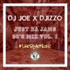 DJ Joe X DJizzo's Just Da Jams 90's Mix Volume 1 #LaieStyleMusic  *** UPDATED ***