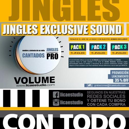 Jingles para Radio Cantados
