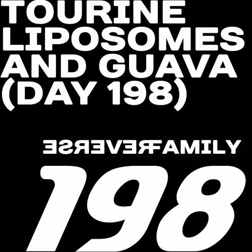 Tourine, liposomes and guava (day 198)