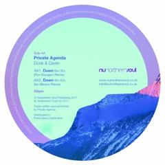 PREMIERE - Private Agenda - Dawn (Ian Blevins Remix) (NuNorthern Soul)