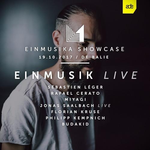 Einmusik -live @ ADE 2017 / Einmusika Showcase