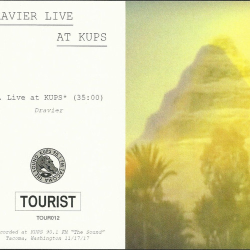 Dravier Live At KUPS* [TOUR012] (full album)