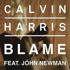 128 bpm -  John Newman - Blame vs Saxo- Groove - Luis Pinedo 2017