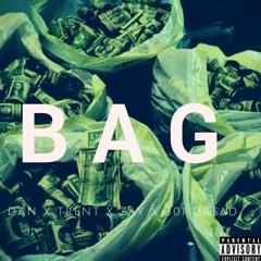 Dan X Trent X Zay X 301 Dread - Bag