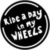 Ride A Day in my Wheels 2017