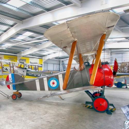 Allan Winn RAeS Lecture - The Brooklands Aircraft Factory and Racetrack Revival
