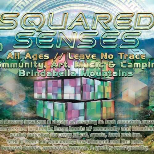 Harry Blotter Psychedelic Day Session @ Squared Senses 2017