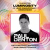 Paul Denton @ Luminosity 10 Year Anniversary Weekender 2017-11-17 Artwork