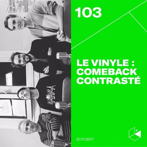 Make It Deep #103 - Le Vinyle : Un Comeback Contrasté ?