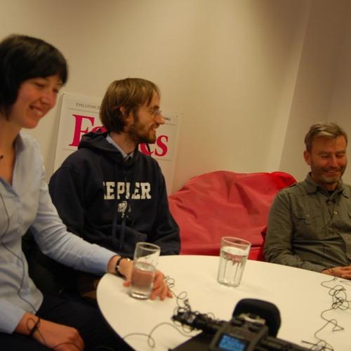 Forbes Startup podcast #003 - Vít Ježek, Jakub Ditrich, Sylva Švihelová