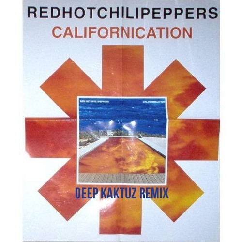californication red hot chili peppers zippy