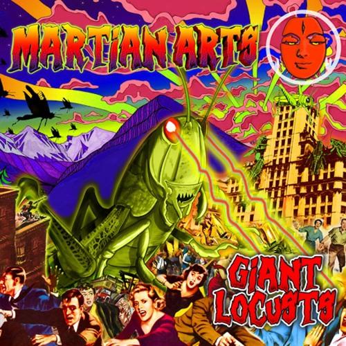 08 Martian Arts & Ingrained Instincts - Downward Dog