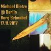 Michael Dietze @ Burg Schnabel, Berlin // 17.11.2017