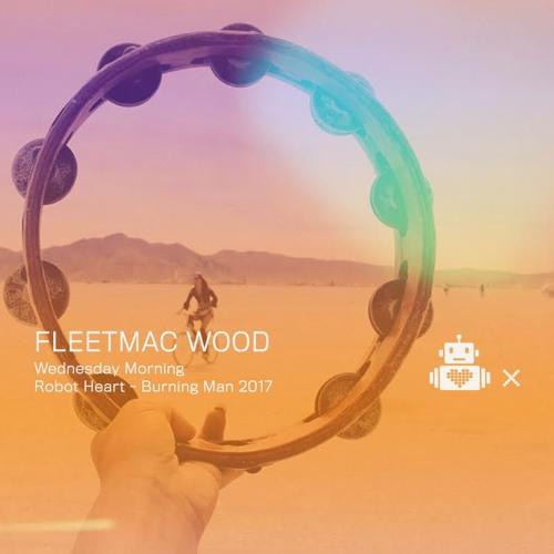 Fleetmac Wood - Robot Heart 10 Year Anniversary - Burning Man 2017