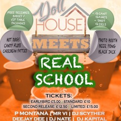 #DollHouseMeetsRealSchool AfroBeats Mix By Dj Scyther