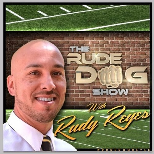 TheRudeDogShow | Rudy Reyes speaks with Former Linebacker Chad Brown 112217.
