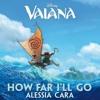 Moana - How Far I'll Go (Piano)- Instrumental