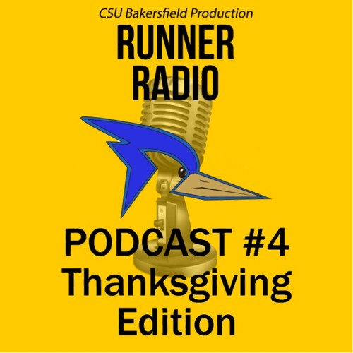 Runner Radio Podcast #4 - Nov 22 Podcast