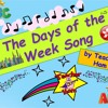 Days of the Week Song for Kids by Teacher Ham! (Easy English ABC Fun Songs)