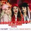 Gracias Por Estar - Roast Yourself (Challenge) Portada del disco