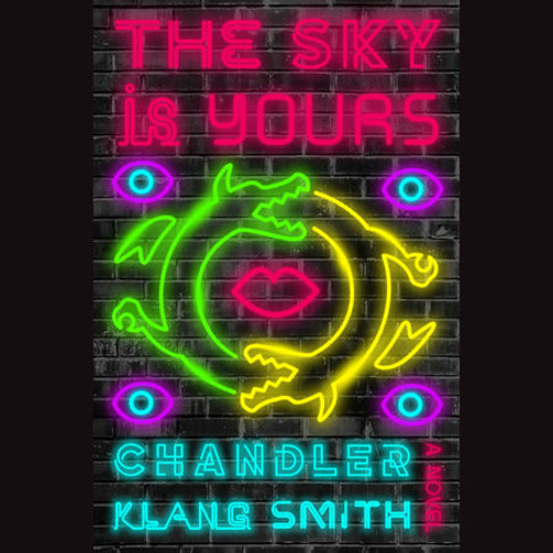 The Sky Is Yours by Chandler Klang Smith, read by Kirsten Potter