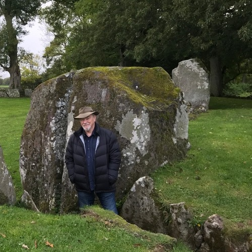 Brisbane Travel Writer Maurie O'Connor Visits Limerick, Ireland -Graeme Kemlo