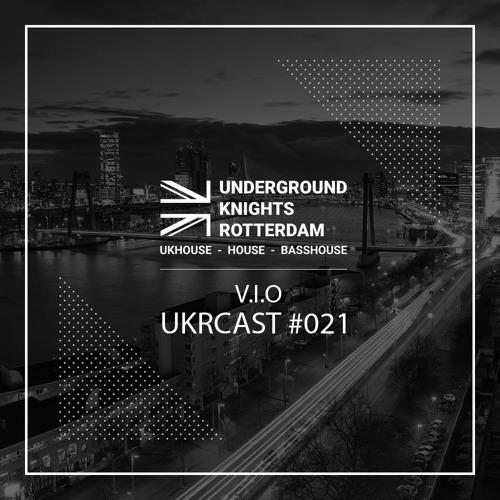 UKRCast #20 mixed by V.I.O