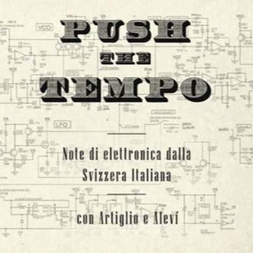 PUSH THE TEMPO -  Marionettes Records@Radio Rete3/PUNTATA 2
