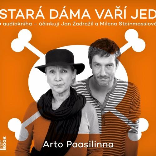 Arto Paasilinna - Stará dáma vaří jed / čtou Milena Steinmasslová a Jan Zadražil - demo - OneHotBook