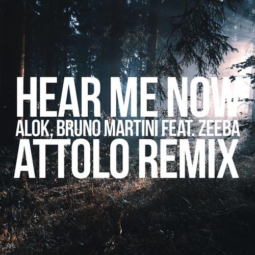 Baixar Alok, Bruno Martini feat. Zeeba - Hear Me Now (Attolo Remix)