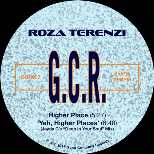 PREMIERE : Roza Terenzi - Higher Place