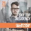 Alexey Sonar - SkyTop Residency 025 2017-11-23 Artwork