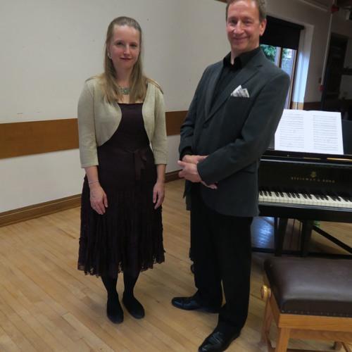 Schumann: Frauenliebe und Leben; Paula Downes, Soprano