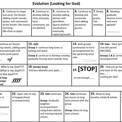 Evolution (Looking for God)