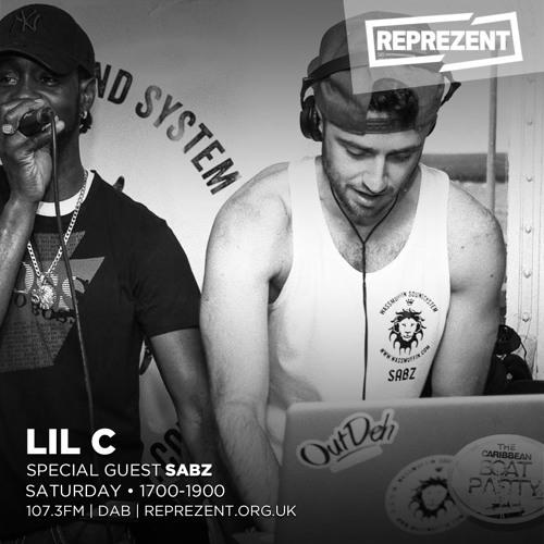 Sabz Guest Mix Lil C (Reprezent Radio) 2k17 (Vybz Kartel, Alkaline, Popcaan, Aidonia)