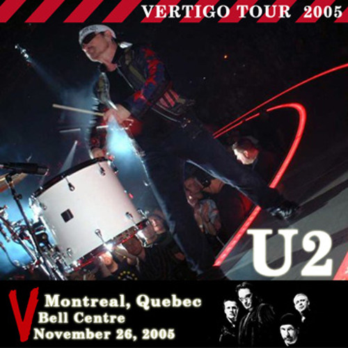 U2 - Bad (2005-11-26 - Montreal)