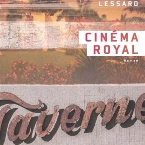 Patrice Lessard parle de son roman Cinéma royal