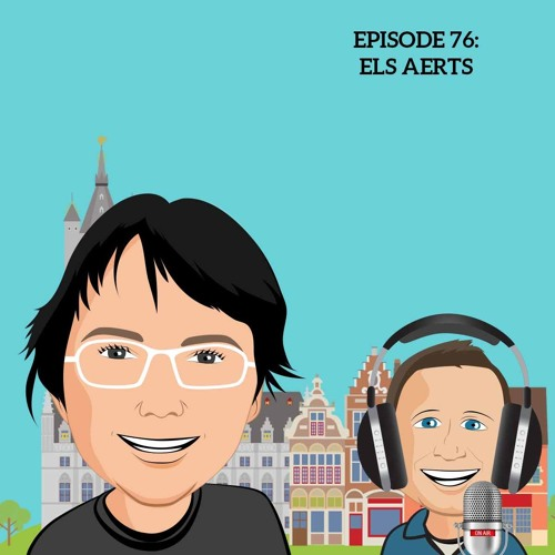 76: Using Common Sense To Build Awesome UX with Els Aerts